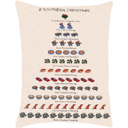 Southern 12 Days of Christmas