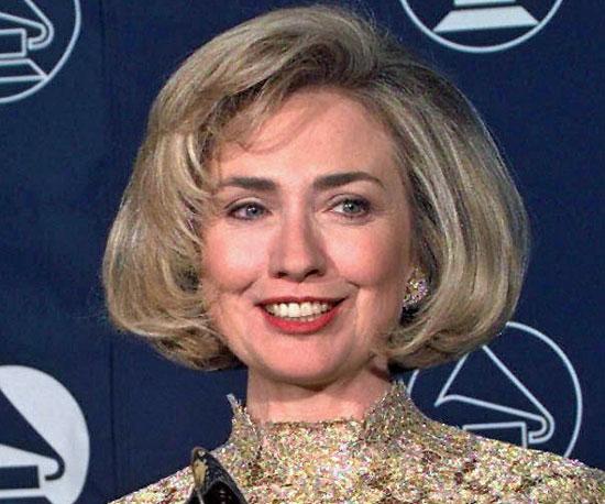 Hillary Clinton 2014 Hair