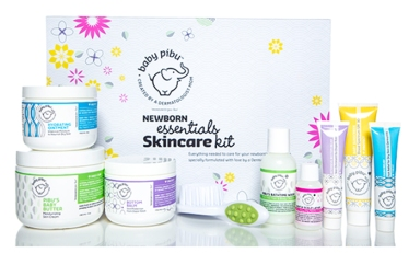 Baby Pibu Newborn Essentials