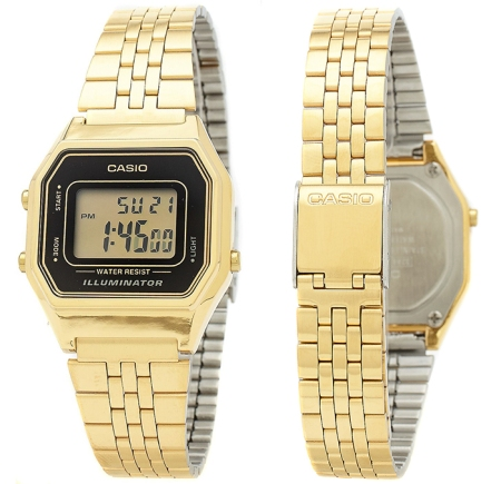 Casio Ladies Digital Wristwatch