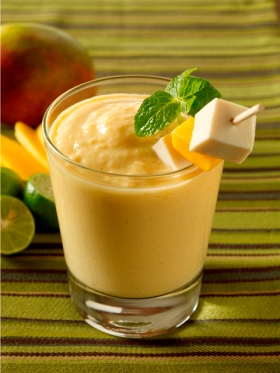 House Foods Tofu Mango Smoothie