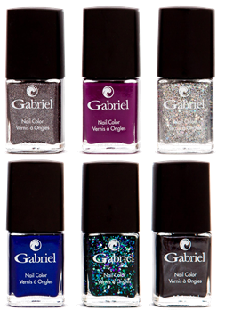 Brooke Anderson by Gabriel Cosmetics Holiday Nail Collection