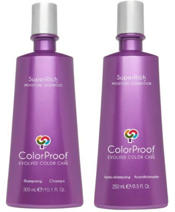 SuperRich Moisture Shampoo and Conditioner